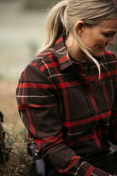 Bilde av Alba jaktskjorte flanell
