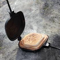 Toastjern Elg-motiv